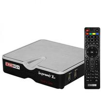Receptor Cinebox Supremo X2 - HD - 3G - F.T.A