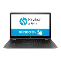 Notebook HP 15-BR052 i5-7200/ 8GB/ 1TB/ 15P/ Tou/ W10 X360