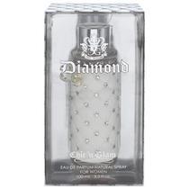 Perfume New Brand Diamond For Women Eau de Parfum Feminino 100 ML