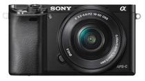 Camera Digital Sony Alpha ILCE-6000L 16-50MM