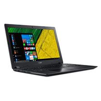 "Notebook Acer A315-51-50Z6 i5-7200U 2.5GHZ / 4GB / 1TB / 15.6"" HD / Windows 10 Espanhol - Preto"