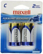 Pilha Maxell AAA Alkaline 2