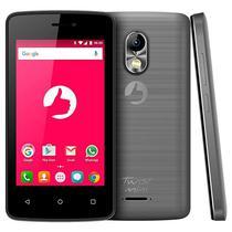 "Smartphone Positivo Twist Mini S430 Dual Sim 8GB Tela de 4"" 8MP/2MP Os 6.0 - Cinza"