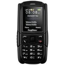 Celular Ruggear RG129 Tela 1.8 DS 2G 32/32MB Cam VGA IP67 Radio - Preto