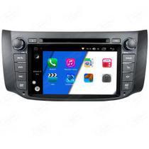 Mult Aikon Xdroid Android 8.0 Nissan Sentra AKF-64010W Sem TV