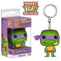 Chaveiro Funko Pop Keychain TMNT - Donatello