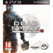 Jogo Dead Space 3 Limited Edition PS3