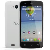 Celular Smartphone Nuu X3 Dual Chip Android 4G Lte 8GB Branco