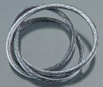 Silicone Wire 1M 08G Black Castle 2700