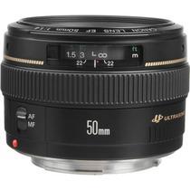 Lente Canon F1.4 Usm 50MM