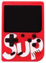 Console Sup Game Box - 400 Jogos - Vermelho