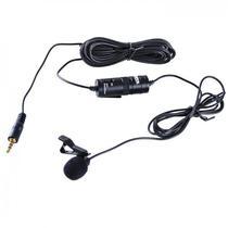 Microfone para Camera Boya BY-M1 DSLR-PC-Gravador