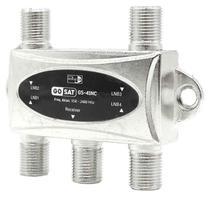 Chave Diseqc Gosat para Receptor 4X1 - GS-41NC