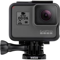 Camera de Acao Gopro Hero 6 Black CHDHX-601 12MP Ultra HD 4K com Wi-Fi - Preto
