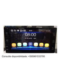 Central Multimidia M1 Android 4.2 Nissan March e Versa 2018 W6901NA2MX