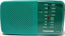 Radio Portatil Toshiba AM-FM TX-PR20S Verde