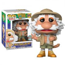 Boneco Funko Exclusive Fraggle Rock Uncle Travelling 571