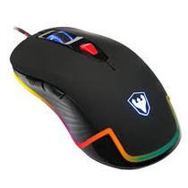 Mouse Gamer/Gaming Satellite A94 - RGB Preto
