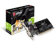 VGA 2GB PCI-Exp MSI GT710 DDR3 954M 64BIT (GT710 2GD3 LP)