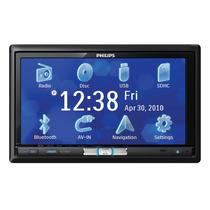 "DVD Player Philips CED1700 7"" Bluetooth 2DIN USB SD"