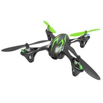 Drone Hubsan H107C X4 com Camera HD Preto/Verde