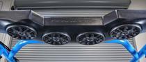 Alto Falante c/Suporte SSV Can-AM WP3-Cmfo+4A 4P