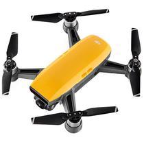 Drone Dji Spark Full HD de 12MP - Amarelo/Preto