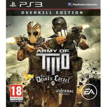 Jogo Army Of Two The Devil Cartel PS3