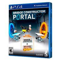 Jogo Bridge Constructor Portal PS4
