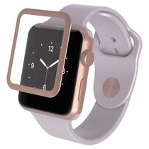 Pelicula para Apple Watch S3 38MM Zagg Invisible Shield - Dourado