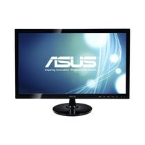 "Monitor LED Asus VS248H-P 24"" Gamer Full HD - Preto"