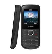 Celular Huawei G3621 Dual Sim GSM 900/1800 Tela 1.8 - Preto