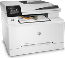 Impressora Multifuncional HP Laserjet Pro M281FDW Wifi 110V - Colorido