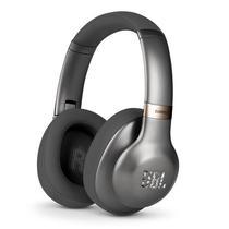 Fone de Ouvido Sem Fio JBL Everest 710 com Bluetooth/Microfone - Cinza
