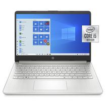 "Notebook HP 14-DQ1059WM 14"" Intel Core i5-1035G1 - Plata"