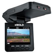 """Camera Automotiva Ebold CA-300 com Sensor Cmos/Tela de 2.5"""" - Preta"""