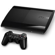 Console PS3 Super Slim 250GB com Jogos No HD