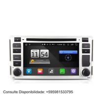 'Central Multimidia M1 Hyundai Santa Fe Android 6.0 (07-12) M6208