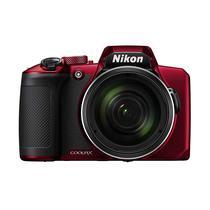 Camera Nikon Coolpix B600 - Vermelho
