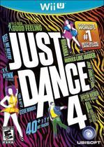 Jogo Just Dance 4 Wii U