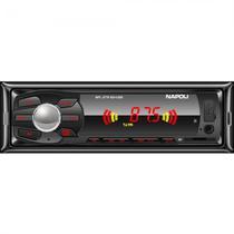 Som Automotivo Napoli NPL-3779 USB / Cartao SD / MP3