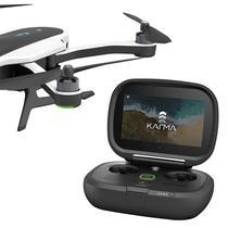 Drone Gopro Karma c/Estabilizador (P/Hero 5/6) (QKWXX-015) Preto