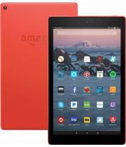"Tablet Amazon Fire HD10 32GB 10"" Vermelho"