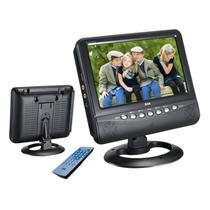 """Tela BAK BK-9940 9"""" TV USB DVD"""