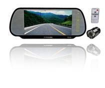 Camera de Re Pyramid PCDM 7 - Espelho Retrovisor - 7 Polegadas