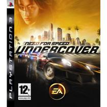 Jogo Need For Speed Undercover PS3