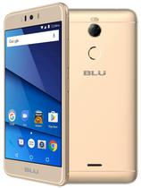 "Smartphone Blu R2 Dual Sim R010P 5.2""HD 8GB/1GB Cam. 8MP/8MP Dourado"