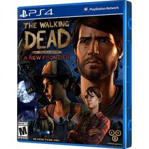 Jogo The Walking Dead The New Frontier PS4