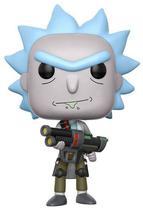 Boneco Weaponized Rick - Rick And Morty - Funko Pop! 172