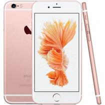 "Smartphone Apple iPhone 6S Plus MKUG2LZ 128GB Video 4K 3D Touch Tela 5.5"" Rosa"